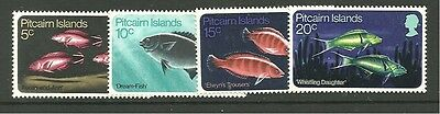 Pitcairn Islands 1970 Mint Stamps