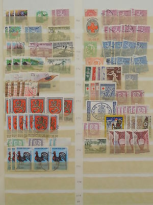 YS-M014 FINLAND - Lot, Old Stamps USED