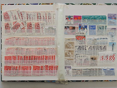 YS-M035 DENMARK - Lot, Great Stamps USED