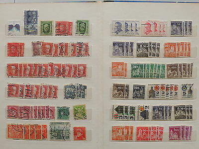 YS-M060 CZECHOSLOVAKIA - Lot, Great Stamps USED