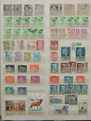 YS-M127 ROMANIA - Butterflies, Lot Of Great Stamps USED
