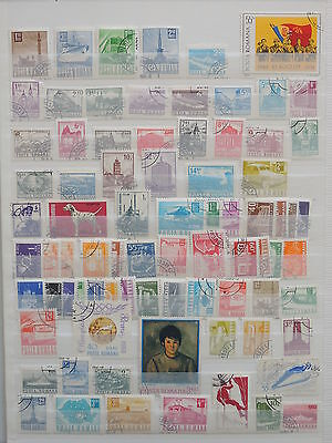 YS-M131 ROMANIA - Olympic Games, Lot Of Great Stamps.. Paintings, Dogs USED