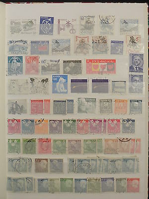 YS-M218 SWEDEN - Lot, Old Stamps USED
