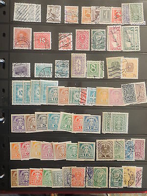 YS-M418 AUSTRIA - Lot, Old Stamps USED