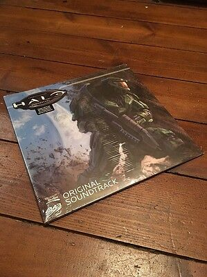 Halo Combat Evolved Anniversary LP Vinyl Video Games Soundtrack OST Gaming