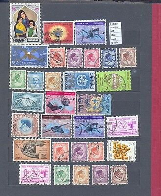 Stamps Lot Libya   Used  (L13780)