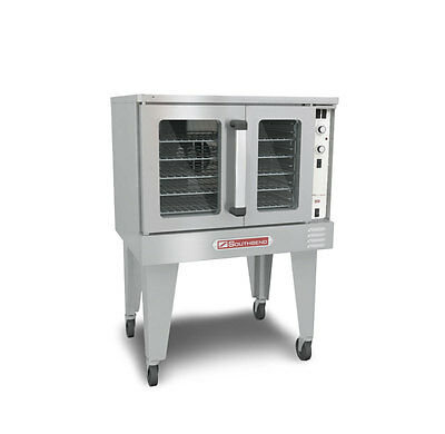 Southbend ES/10CCH Electric Single Deck Convection Oven Std. Depth Cook & Hold