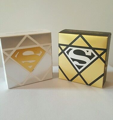 Superman Gold coin 2014 and 2015 EXCELLENT CONDITION