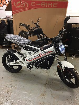 *brand New* Road Legal Electric S-1 E-Bike Folding Bicycle Motorbike G.martin