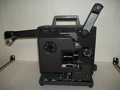 16mm Bell & Howell MOVIE SOUND PROJECTOR #2592 WORKING - Great Shape!