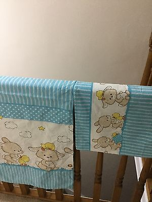 Cot Duvet Cover And Pillow Case