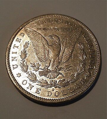 1882 United States Morgan Silver Dollar 'O'