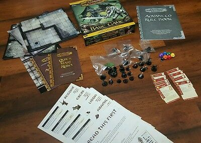 Dungeons and Dragons Basic Game 2004 with Extras Some New Pieces