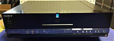 Sony DVP-S9000ES DVD/CD/SACD Player with Rack Mount Custom-fitted Shelf