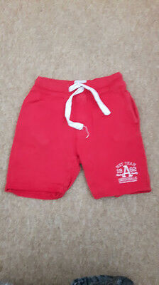Boys Next red shorts age 8 years