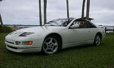 1991 Nissan 300ZX T top 1991 Nissan 300zx T-Top~2nd Owner~Real Time Capsule~Been In storage For 10 Years