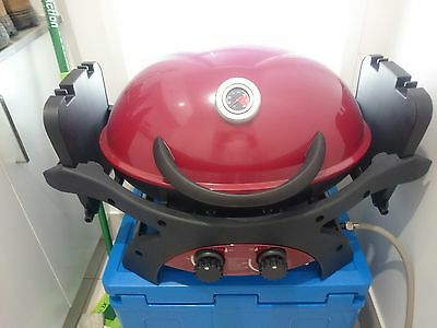 Ziegler and Brown Twin Grill BBQ