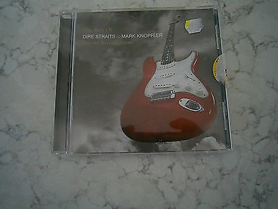 DIRE STRAITS and MARK KNOPFLER - THE BEST OF PRIVATE INVESTIGATIONS
