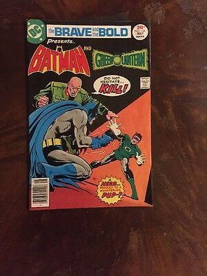 The Brave and the Bold #134 / Batman  and Green Lantern