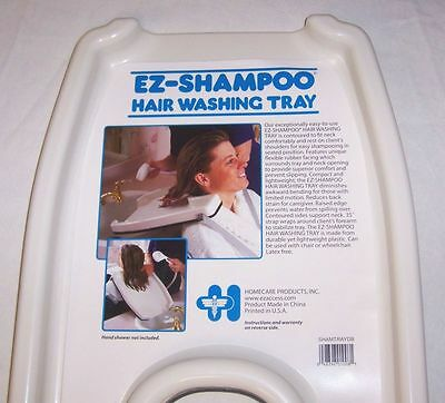 EZ-Shampoo Hair Washing Tray by Home Care Products