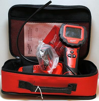 Milwaukee 2313-20 M12 M-Spector 360 -COMES WITH BATTERIES, CHARGER and SOFT CASE