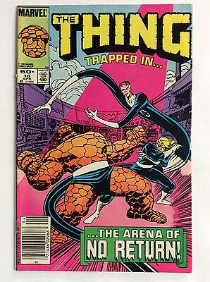 The Thing # 10 (Marvel Comics) April 1984