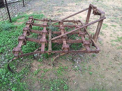3PL Cultivator Home Made