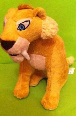 Ice Age Dreamworks Diago The Saber Tooth Soft Toy
