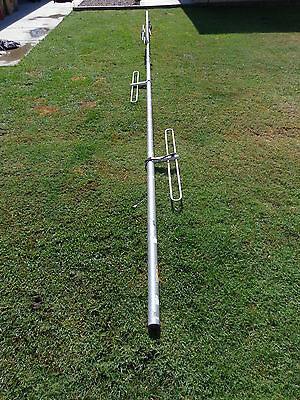 Decibel Andrew DB224 VHF 4 element Dipole Repeater Radio antenna  21'  2 part