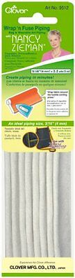 """Wrap 'n Fuse With Nancy Zieman Piping 3/16""""X2.2 Yards-"""