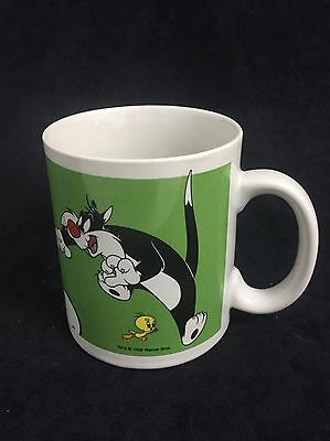 Sylvester And Tweety Bird Coffee Mug