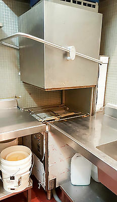 Classeq 857 Pass Through Commercial dishwasher