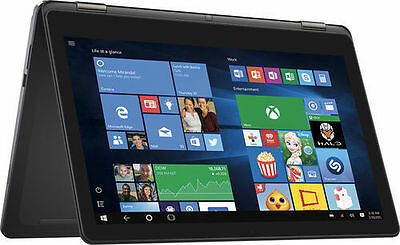 Dell Inspiron 15 (7568) 7000 Series 2-in-1 Laptop - 256GB SSD WIN 10 - Touch