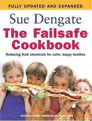 The Failsafe Cookbook by Sue Dengate Paperback Book (English)