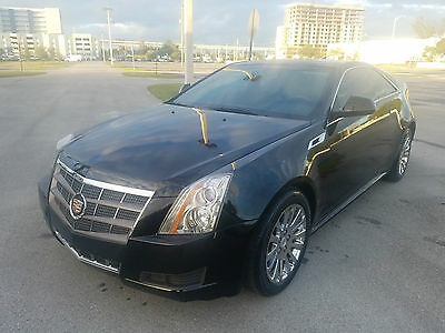 2012 Cadillac CTS Coupe 2-Door 2012 Cadillac CTS Coupe 2-Door 3.6L RUNS AND DRIVES GREAT LOW MILES MAKE OFFER