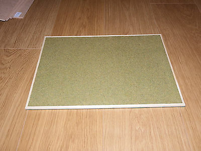 A3 Size Airfield Diorama Display Base Suitable for 1/72 Scale Home made