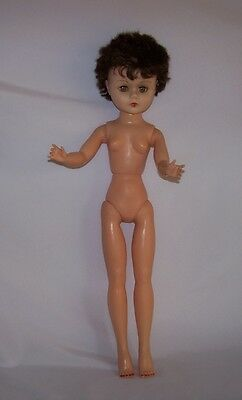 "Vintage 24"" High Heeled Fashion Nude Twist & Turn Doll"