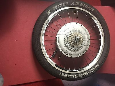 "NEW BionX SL250DL Electric 20"" wheel and tyre inc fittings*"