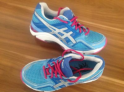 Asics Gel Foundation 11 Ladies Runners Size Us 7 As New Condition