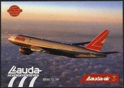 Flugzeuge , airplanes , Lauda-air , Boing 777-200