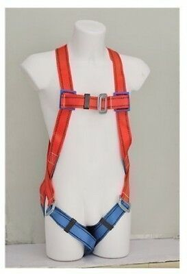 Mountain Climbing Full Body Saftey Harness Fall Arrest
