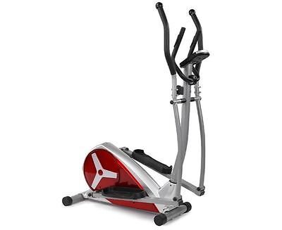 New Fortis Elliptical Cross Trainer Cardio Machine Magnetic Gym Fitness Home