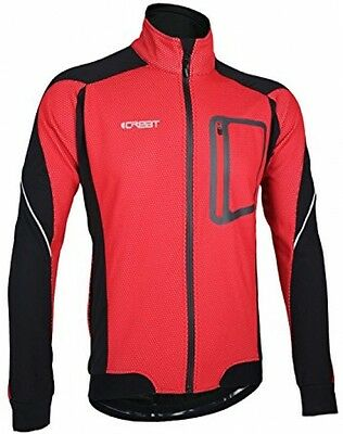 Mens Cycling Jacket  Size M Waterproof Windproof Breathable Lightweight High MTB
