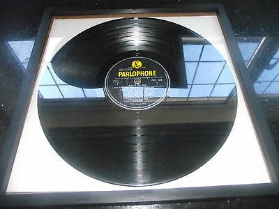 The Beatles Beatles For Sale 1St Pressing Framed Vinyl Record Kt On Record
