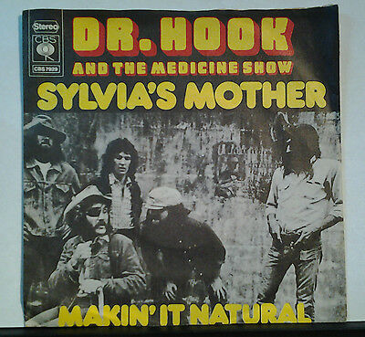 Vinyl Single ..... DR. HOOK and the Medicine Show ..... SYLVIA´S MOTHER