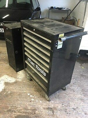 Mac Tools Roll Cab
