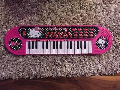 Hello Kitty Electronic Keyboard