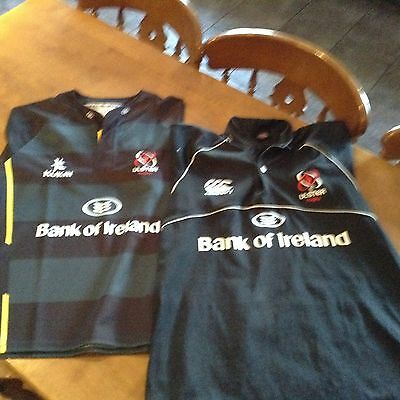 Ulster Rugby Shirts X2 Adult Medium