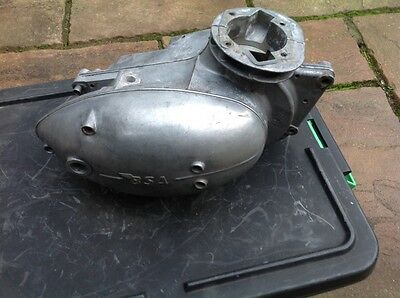 BSA D7 Engine Casings & Primary Cover