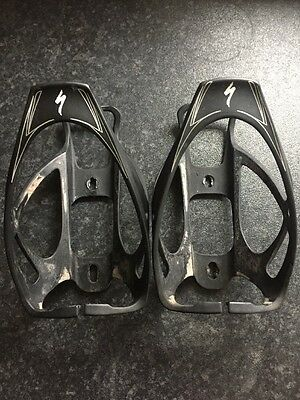 Specialized Rib Cage X 2. Bike Bottle Cages Holders